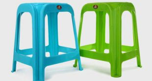 چهارپایه پلاستیکی