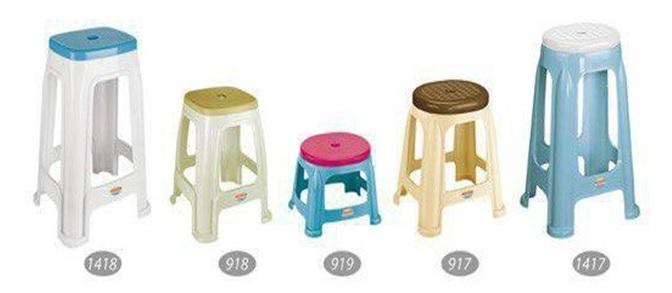 لیست قیمت چهارپایه پلاستیکی