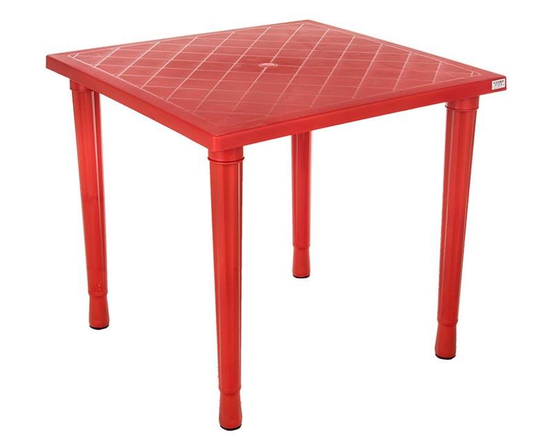 تولیدی میز پلاستیکی چهار نفره ارازان