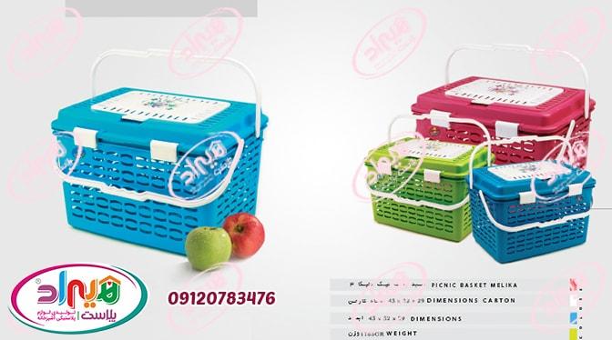 مدل جدید ظروف پلاستیکی آشپزخانه